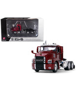 Mack Anthem Day Cab Lacquer Red 1/64 Diecast Model by First Gear 60-0407 - $52.06