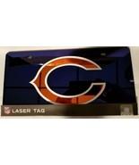 NFL Chicago Bears Laser License Plate Tag - Blue - $29.39