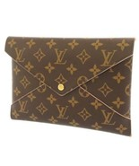 LOUIS VUITTON Kirigami Pochette Monogram Canvas M62034 Pouch France Auth... - $650.50