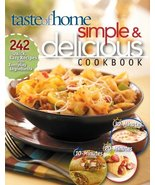 Simple & Delicious Cookbook: 242 Quick, Easy Recipes Ready in 10, 20, or... - $7.92