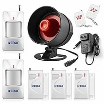 KERUI Standalone Home Office & Shop Security Alarm System Kit, Wireless ... - $40.15