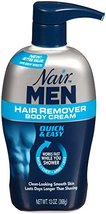 Nair For Men Hair Removal Body Cream 13 oz Pack of 3 image 2