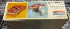 Vintage Monogram 1/24 OUTCAST 57 Chevy Funny Car Model Kit - $200.00