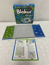 Blokus To Go Travel Size Board Game 2009 R3317 - $17.30