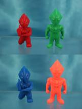 Bandai Ultraman Ultra Battlers Monochrome V2 Mini Figure Set Tiga Evil Tiga - $19.99