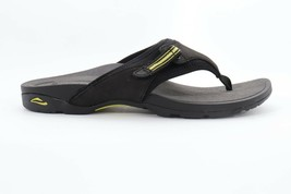 Abeo Alanza  Slides Black Women's Size 10 Metatarsal Footbed ( EPB )*3836 - $89.00