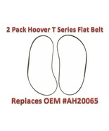 2 Hoover Windtunnel T-Series Belts Vacuum Belt Style 65 562289001 AH20065 - $11.38