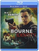 The Bourne Identity [Blu-ray/DVD]