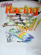 Hanes Beefy-T Offshore Racing  T-Shirt - $24.50 - $29.50