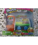 Shopkins Easy Squeezy Fruit & Veg Stand MIB Moose Toys - $25.00