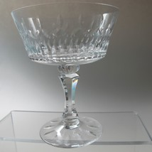 Lenox Cut glass Flourish Crystal dessert Made in USA Mt Pleasant PA mou... - $16.69