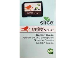 Slice Vintage Findings Design Card and Design Guide, Cards & Scrapbooking
