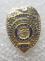 Kansas Highway Patrol Trooper Lapel Pin / Tie-Tac - $9.95