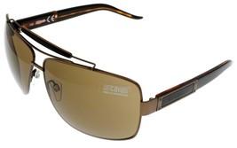 Just Cavalli Sunglasses Aviator Unisex Brown Black Fashion Designer 193S... - $113.85