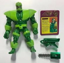 Iron Man Titanium Man Action Figure ToyBiz Marvel 1995 Complete - $19.59