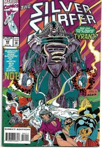 Silver Surfer 82 (Marvel 1993) Priority Mail shipping - $15.00