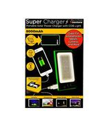 Super Charger Portable Solar Charger - $32.33