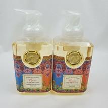 2X MICHEL Design Works Rose Geranium Foaming Shea Butter Hand Soap 17.8oz each - $33.26