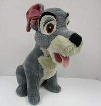 Disney Store Lady and the Tramp Plush Dog Tramp 13 Inch - $19.79