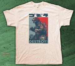 GODZILLA 2016 HOPE style T-Shirts Rare - $16.99+