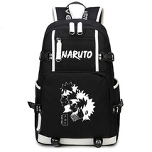 Naruto Theme Fighting Anime Series Backpack Schoolbag Daypack  Growing Naruto - $36.99