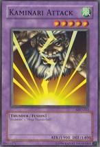 Yugioh - Konami - Yu-Gi-Uh! - Kaminari Attack - MRD-041 - Trading Card - $1.97