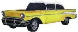Classic Cars Collection [1957 Chevy ] [American Automobile History in Em... - $14.84