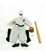 """Ty Cobb Doll Uniform Outfit Detroit Tigers Baseball Fits 12"""" Accessories... - $59.39"""