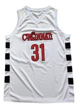 Nick Van Exel #31 College Basketball Custom Jersey Sewn White Any Size image 1