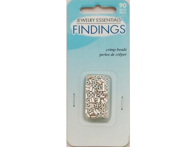 Horizon Group Jewelry Essentials Crimp Beads #JC11447-01