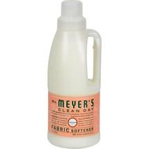 Mrs. Meyer's Fabric Softener - Geranium - 32 Oz - $11.00