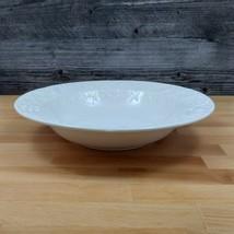 "Mikasa English Countryside Vegetable Bowl White DP 900 10"" (25cm) - $28.49"