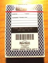 (1) HARD ROCK Casino DECK Of CARDS - Albuquerque, New Mexico-NEW (no cor... - $8.95