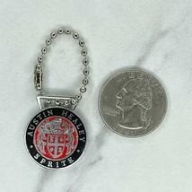 Austin Healey Sprite Car Ball Chain Keyring Keychain Charm  - $9.74