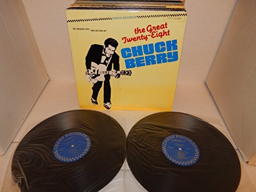 The Great Twenty Eight Original Chess Records Set Vinyl