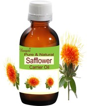 Safflower Oil- Pure & Natural Carrier Oil- 15ml Carthamus tinctorius by Bangota - $8.30