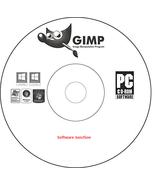 NEW Photo Image Editing Software GIMP - DVD - $5.98