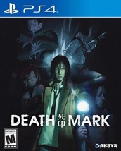 Death Mark for PlayStation 4  - $66.44