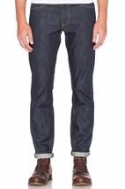 Levi's Strauss 511 Men's Premium Slim Fit Selvedge Denim Blue Jeans 511-1472