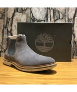 NIB Timberland Men's Naples Trail Chelsea Boot Grey Graphite TB0A1PD6 SI... - $125.10