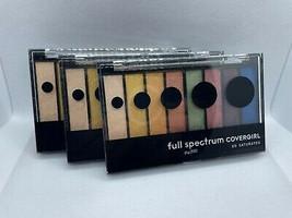 NEW (3-PK) COVERGIRL Full Spectrum So Saturated Eyeshadow Palette ZODIAC... - $17.76