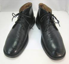 Oxfords High M Soft 45 10 Comfort Quality Black Leather Excellent Shoes Leather BqpdRAd