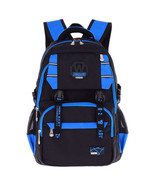 School Backpack Orthopedic Primary Children Boy Waterproof Breathable Sc... - $31.49