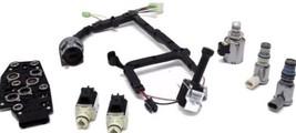 4L60E 4L65E Transmission Solenoid Kit W/Harness 2003-2005  7pc Set