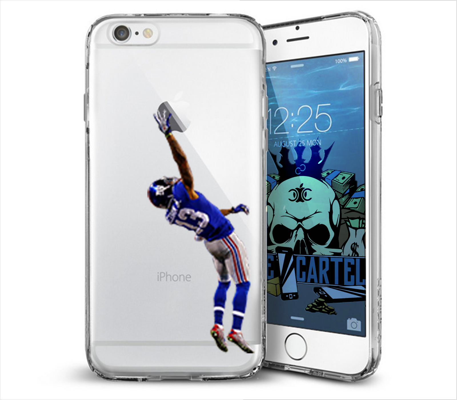 wholesale dealer 125e2 0b0f3 Odell Beckham Jr iPhone 6 Plus Phone Case and similar items