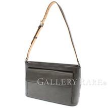 LOUIS VUITTON Alston Monogram Mat Noir M55122 Shoulder Bag  Authentic 54... - $537.13