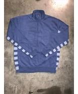 Patagonia Half Zip Wool Sweater Size M made in hong kong - $34.65