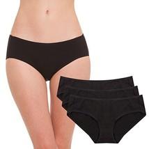 Hesta Rael Women's Organic Cotton Basic Panties/Briefs Underwear 3 Pack ... - $54.69