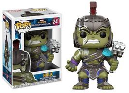 Thor Ragnarok Movie Hulk Helmet Gladiator Vinyl POP! Figure Toy #241 FUN... - $12.55