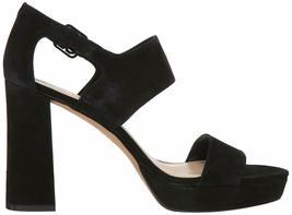 Vince Camuto Jayvid Platform Block Heel Sandals, Multiple Sizes Black VC-JAYVID image 7